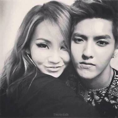 kris and cl dating safe